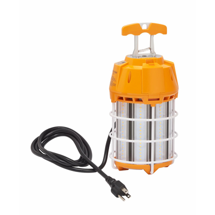 Emerson LED Temporary Work Light Brings Improved Energy-Efficiency and Safety to Busy Jobsites
