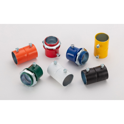 Bridgeport Fittings Introduces Complete Line of Steel Color Coded Fittings