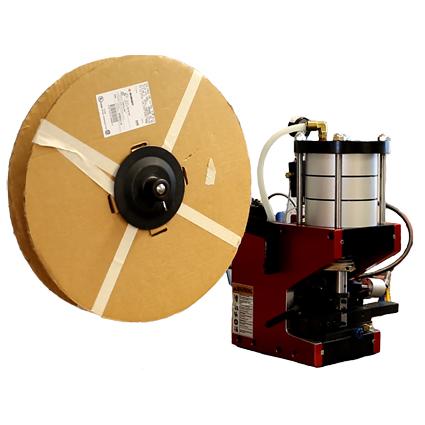 BURNDY® OEM175 Pneumatic Crimping Press