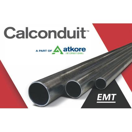 Calconduit adds new EMT Conduit Line