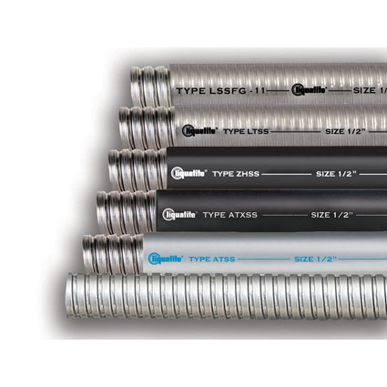 Corrosion-Resistant Stainless Steel Flexible Conduit