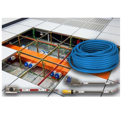 Flexible Conduit for Data Center Installations