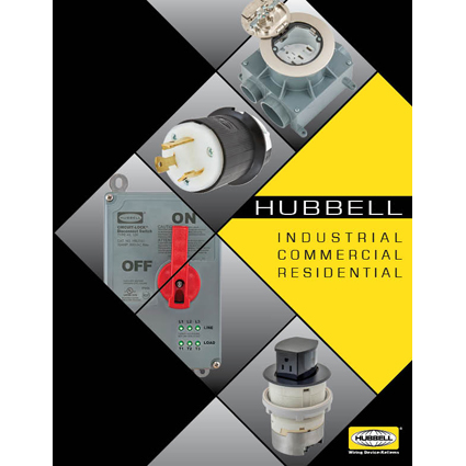 selected electrical product hubbell wiring device kellems releases rh electricsmarts com hubbell premise wiring catalog hubbell wiring catalog pdf