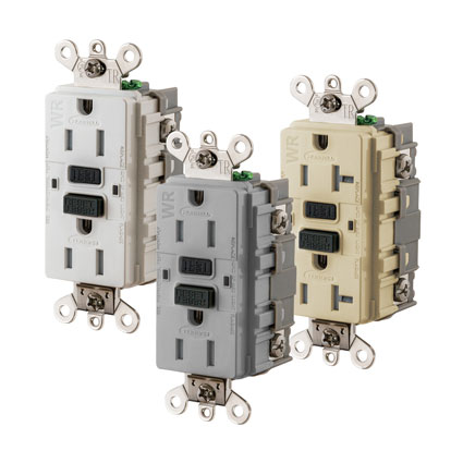 Hubbell Expands Exclusive Features of Extra Heavy-Duty Industrial Ground Fault Receptacle
