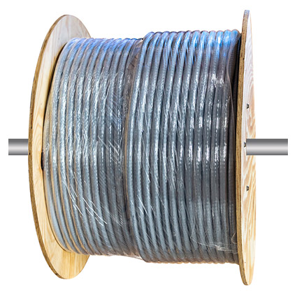 Hubbell Introduces Longer Length PolyTuff® I Conduit on Wooden Reels