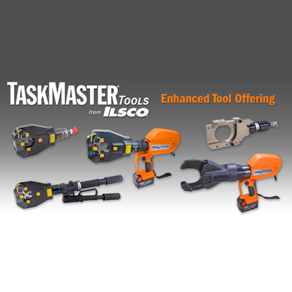 TaskMaster® Hydraulic Tools from ILSCO
