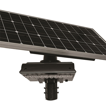 Hybrid 365 Solar Area Light