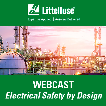 Webcast: Electrical Safety by Design - Reduce electrical hazards and enhance plant safety