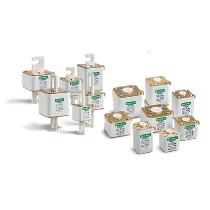 Semiconductor Fuses with Higher Amperage Ratings in Smaller Case Sizes
