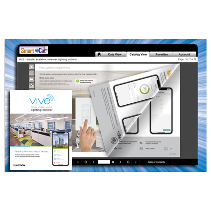 NEW Vive Wireless Product Catalog