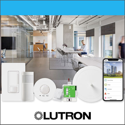 Lutron Presents Live Virtual CEUs and Trainings