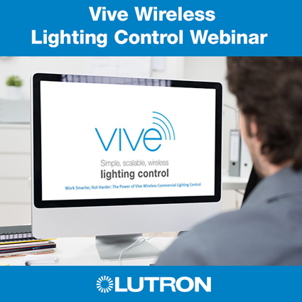 New! Vive Commercial Training Webinar