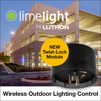 Limelight Wireless Outdoor Lighting Control