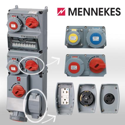 Configure Power Distribution Centers Online