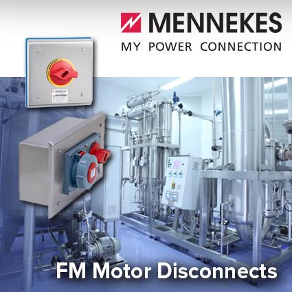 MENNEKES FM Series Enclosures