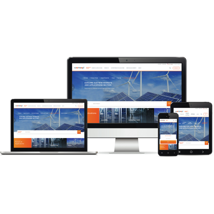Mersen Launches New Electrical Power Website
