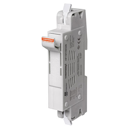 Mersen Launches Globally Certified HP15FHM32B 1500VDC PV Fuse Holder