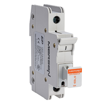 Mersen Introduces New Compact Fused Disconnect