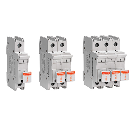 Mersen's Compact Fused Disconnect: Space Saving in Panels