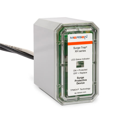 Whole-House Surge Protection with Mersen's Surge-Trap® STXH