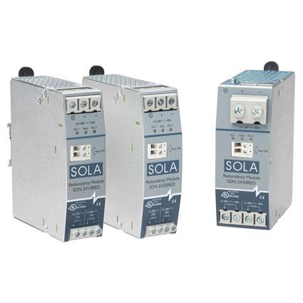 Emerson™ Introduces SolaHD™ Redundancy Modules