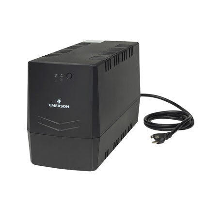 Prevent Vital Data Loss and Hardware Damage with SolaSD UPS from Emerson
