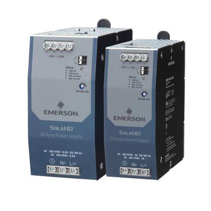 SolaHD High Reliability Power Supplies Ensure Maximum Machine Availability in Harsh Industrial Environments