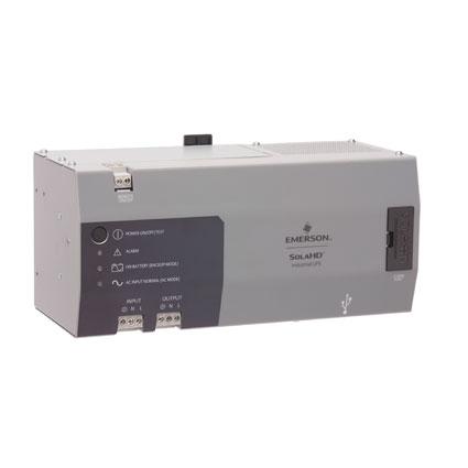 SolaHD UPS Maximizes Machine Availability in Harsh, High Temperature Environments