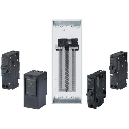 ABB SENTRICITY™ Load Centers and Circuit Breakers