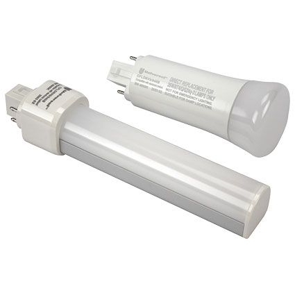 EVERLINE LED 4-Pin CFL Replacement Tubes