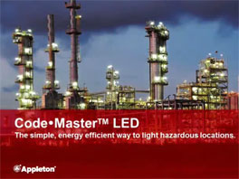 Appleton Code●Master LED Installation Video