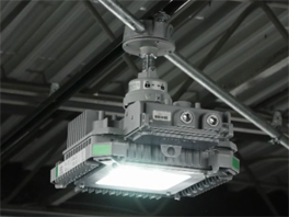 Appleton™Baymaster™ LED Highbay Luminaires Installation Video