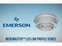 Appleton™ Mercmaster™ LED Low Profile Series Luminaires Retrofit Solutions