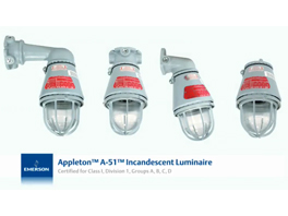 Appleton™ A-51™ LED Factory Sealed Luminaires Installation
