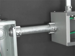 Bridgeport Fittings Mighty-Align® DC2SLP Slip Connectors
