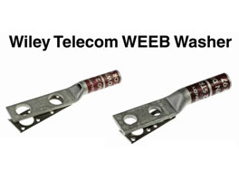 BURNDY WILEY Telecom WEEB® Washer