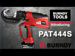 The New PAT444S Dieless Tool