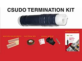 BURNDY CSUDO Medium Voltage Cold Shrink Series