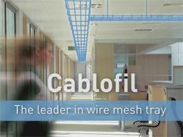Legrand/Cablofil: Cablofil: Innovative Cable Management Solutions