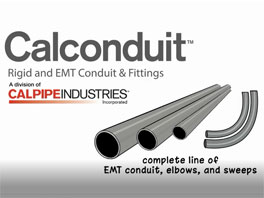 Calconduit EMT