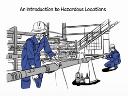 Calpipe - An Introduction to Hazardous Locations