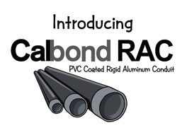 The Advantages of Using PVC Coated Rigid Aluminum Conduit