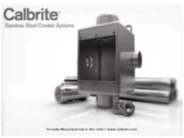 Calbrite - Pipe vs. Conduit