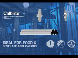 Calbrite Solutions - Food, Beverage & Dairy
