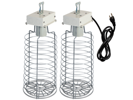 TIGRESS Multi-Lamp LED Temporary Luminaire
