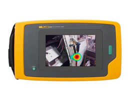 Compressed Air Leak Detection with Fluke Sonic Industrial Imager
