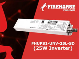 Fulham FireHorse 25W Micro-Inverter / EM Power Supply