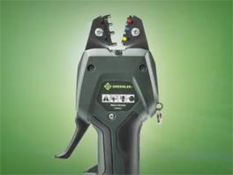 Greenlee's EK50ML Micro Crimping Tool