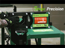 Greenlee® Shear 30T