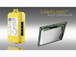 Hubbell's New Load:Logic® Room Controller